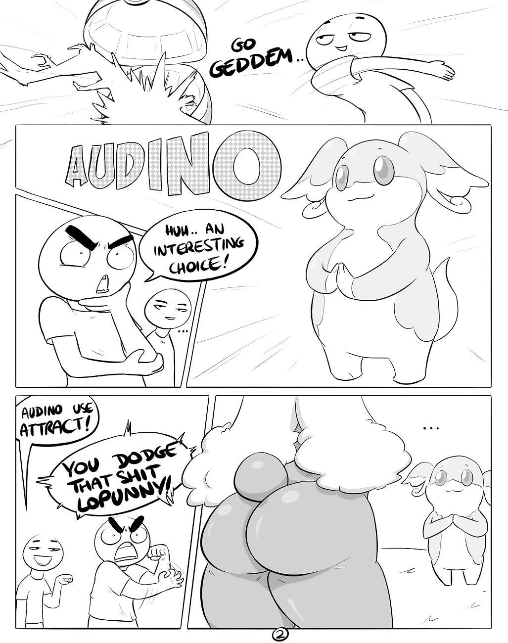 Pokemon Struggle