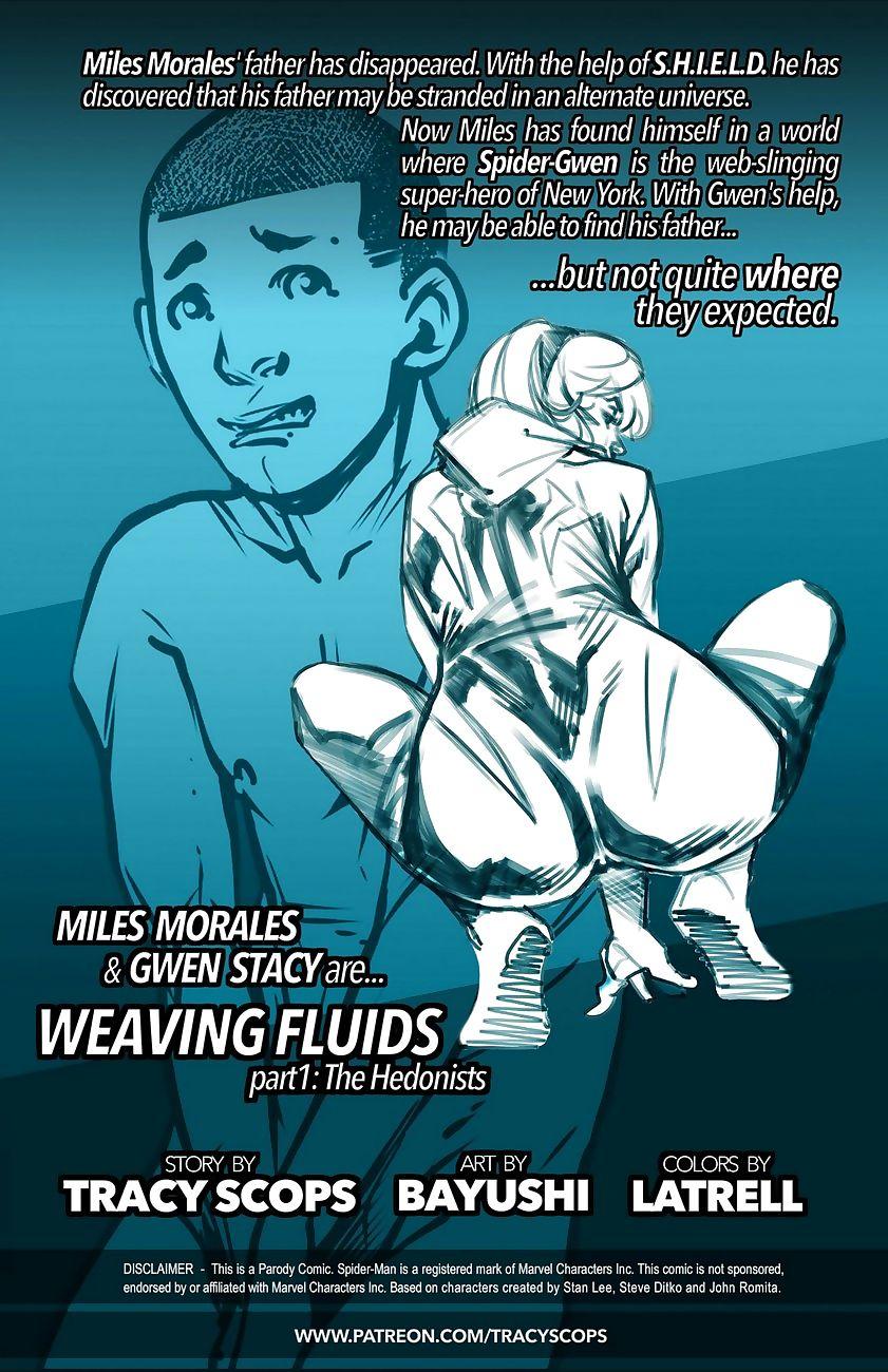 Weaving Fluids 1