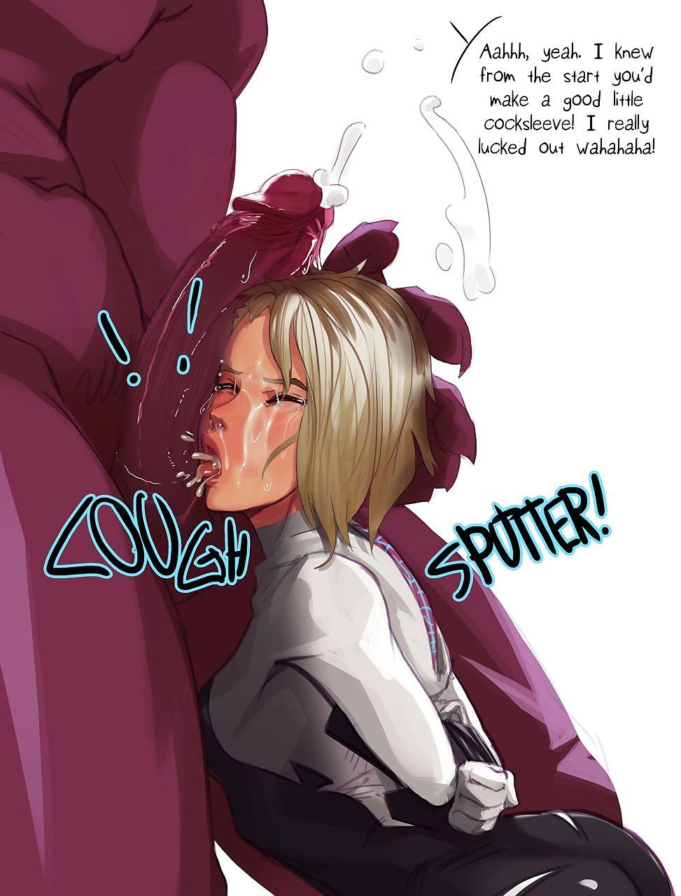 - Spider-Gwen Familiar