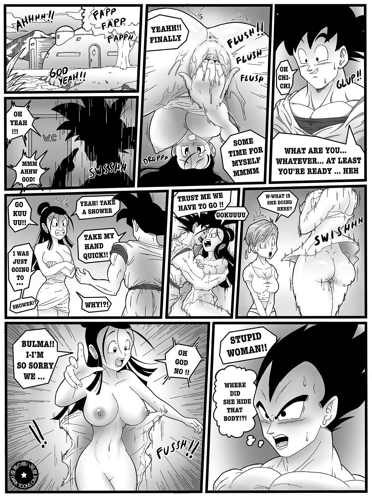 Saiyan's Wives Priorities