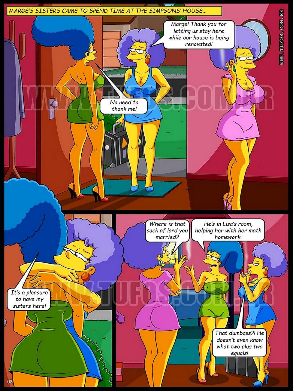 Slay rub elbows with Simpsons 7 - Fro Slay rub elbows with Bathtub Take My…