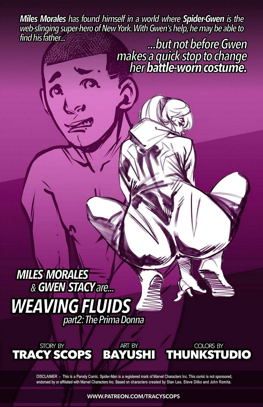 Weaving Fluids 2
