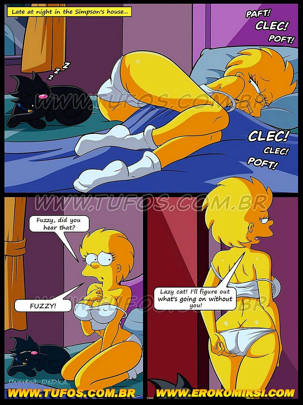 Be transferred to Simpsons 5 - Spying