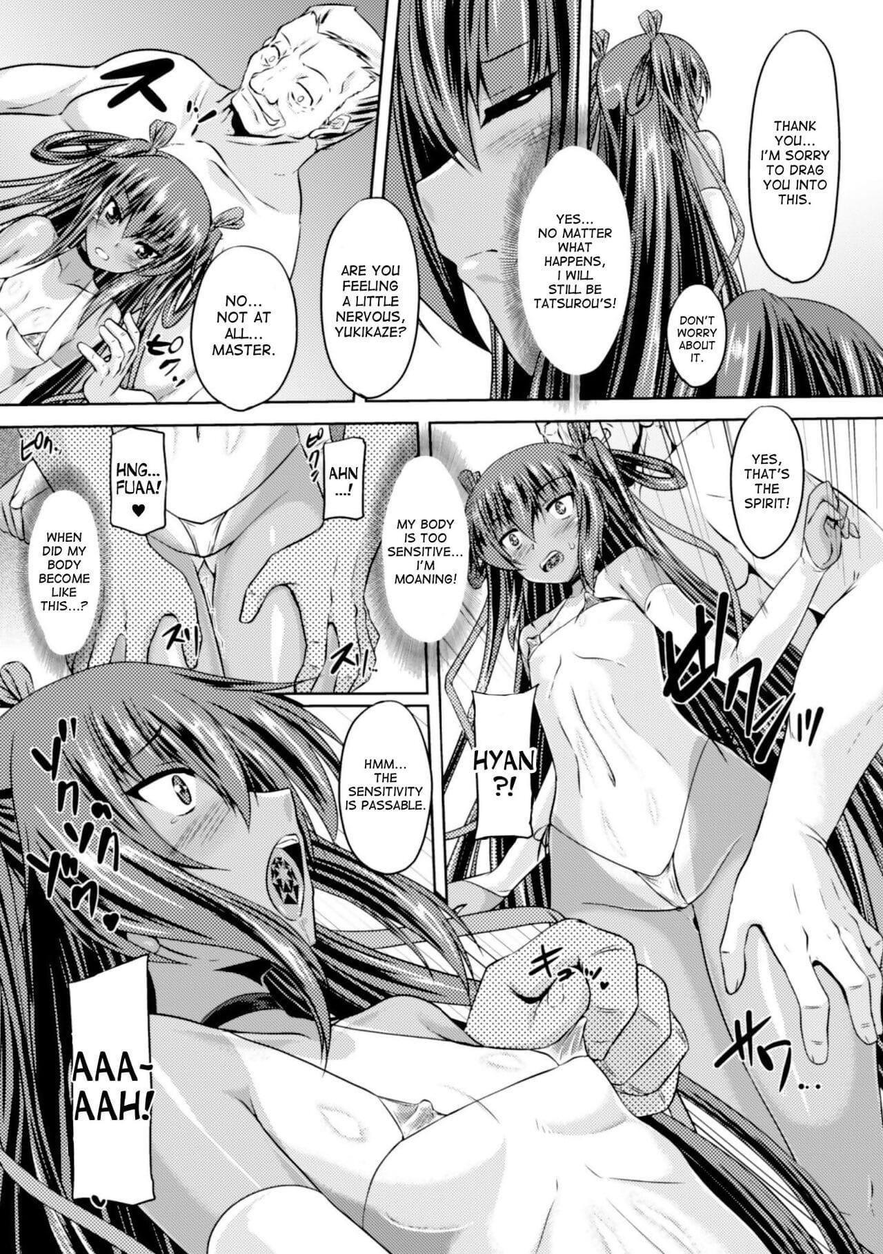 Taimanin Yukikaze - Taimanin wa Ingoku ni Shizumu #1-6 - Taimanin Yukikaze - Taimanins infect secure get under one\'s evil Acheron #1-6 - accouterment 2