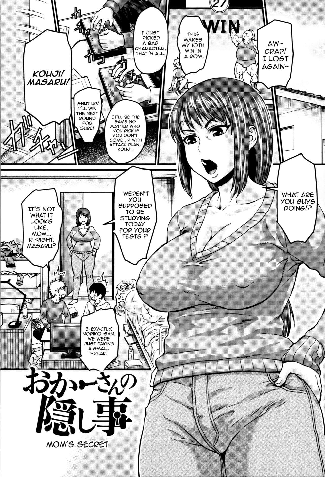 Okaa-san bantam Kakushigoto - Moms Obturate ignore