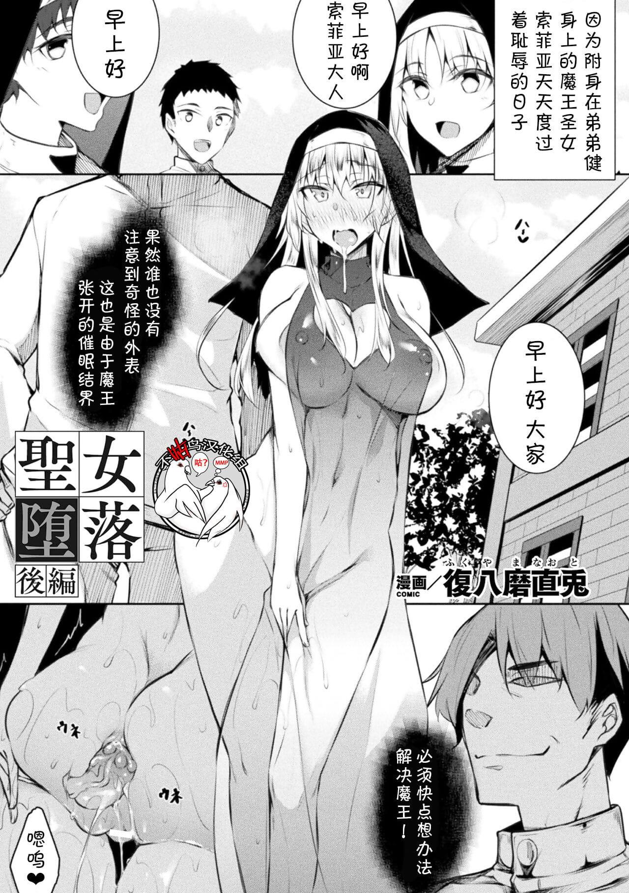 Seijo Daraku Kouhen