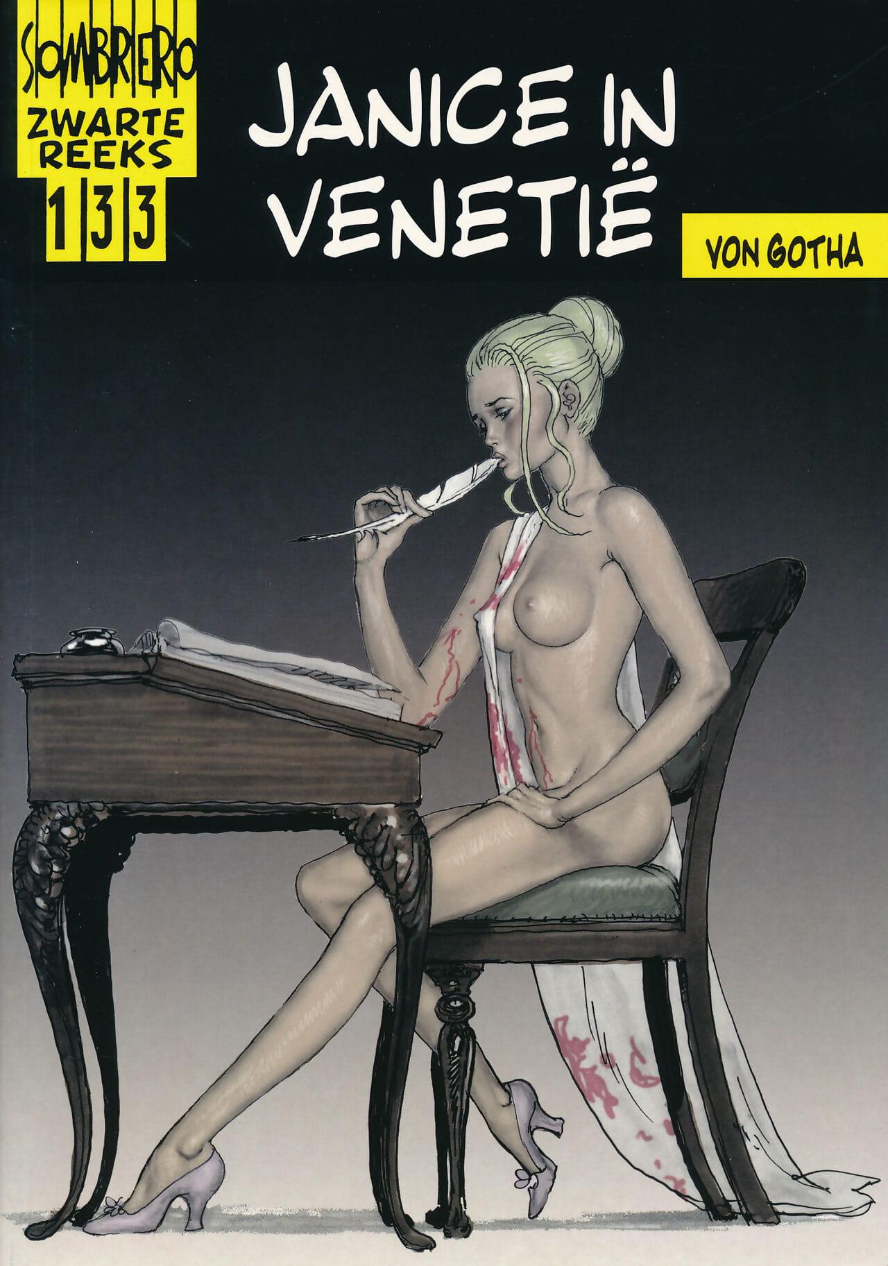 Janice regarding Venetie