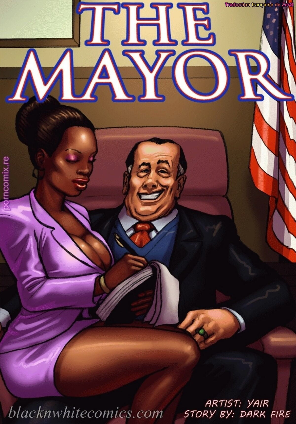 Get under one\'s Mayor