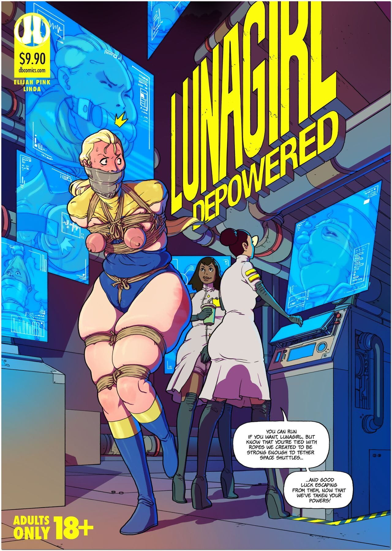 Lunagirl Depowered
