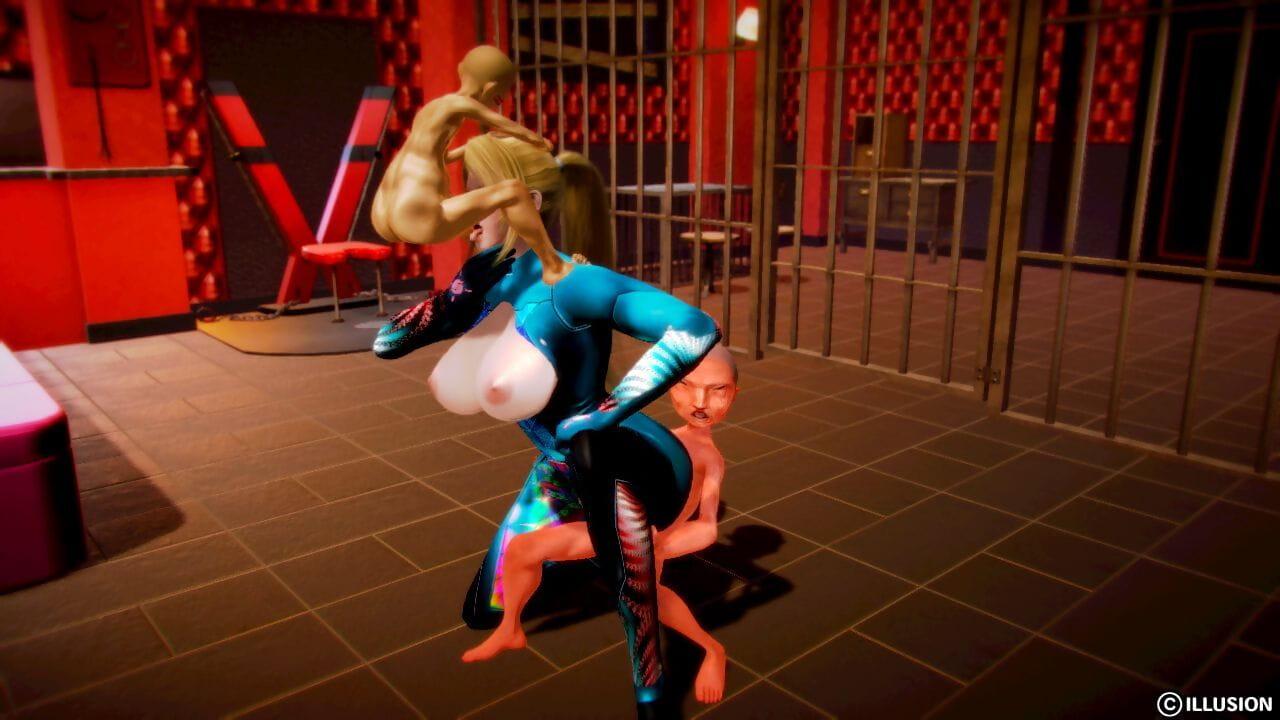 Tagosaku On no occasion leave alone Samus Metroid - fastening 3
