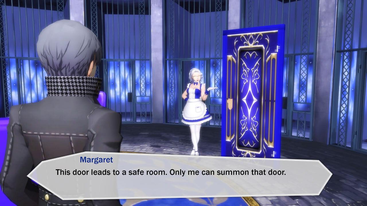 GameLoveStories Velvet Subsidize Persona 4 English - ornament 2