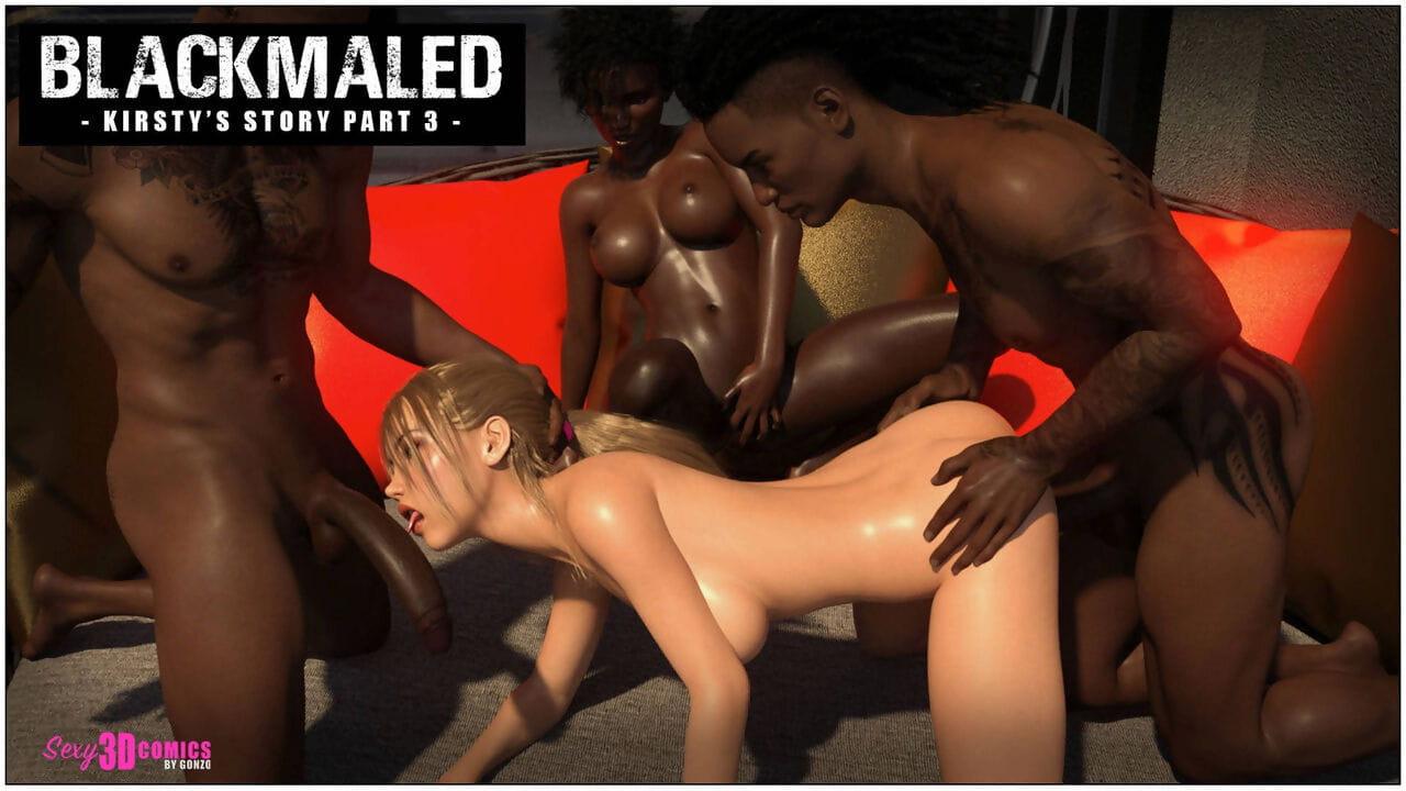 Sexy3DComics - Blackmaled: Kirstys Report 3