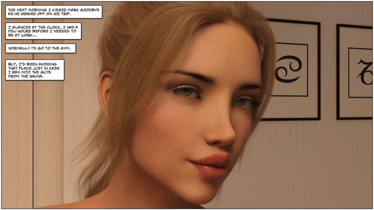 Sexy3DComics - Blackmaled: Kirstys Consequence 2 - decoration 2