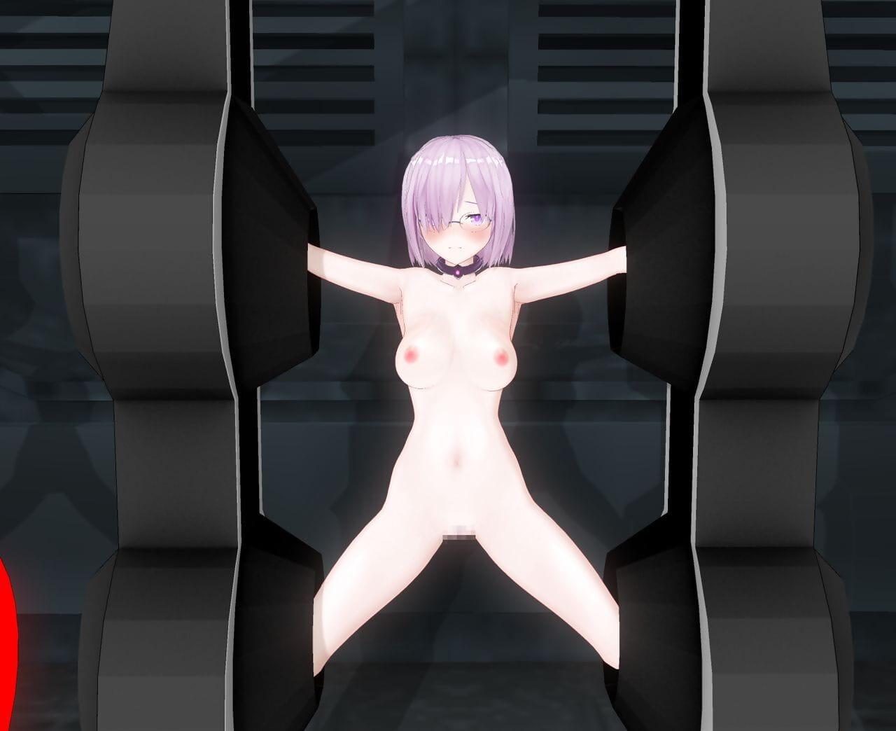 汁 サーヴァント加工施設 Fate/Grand Operation