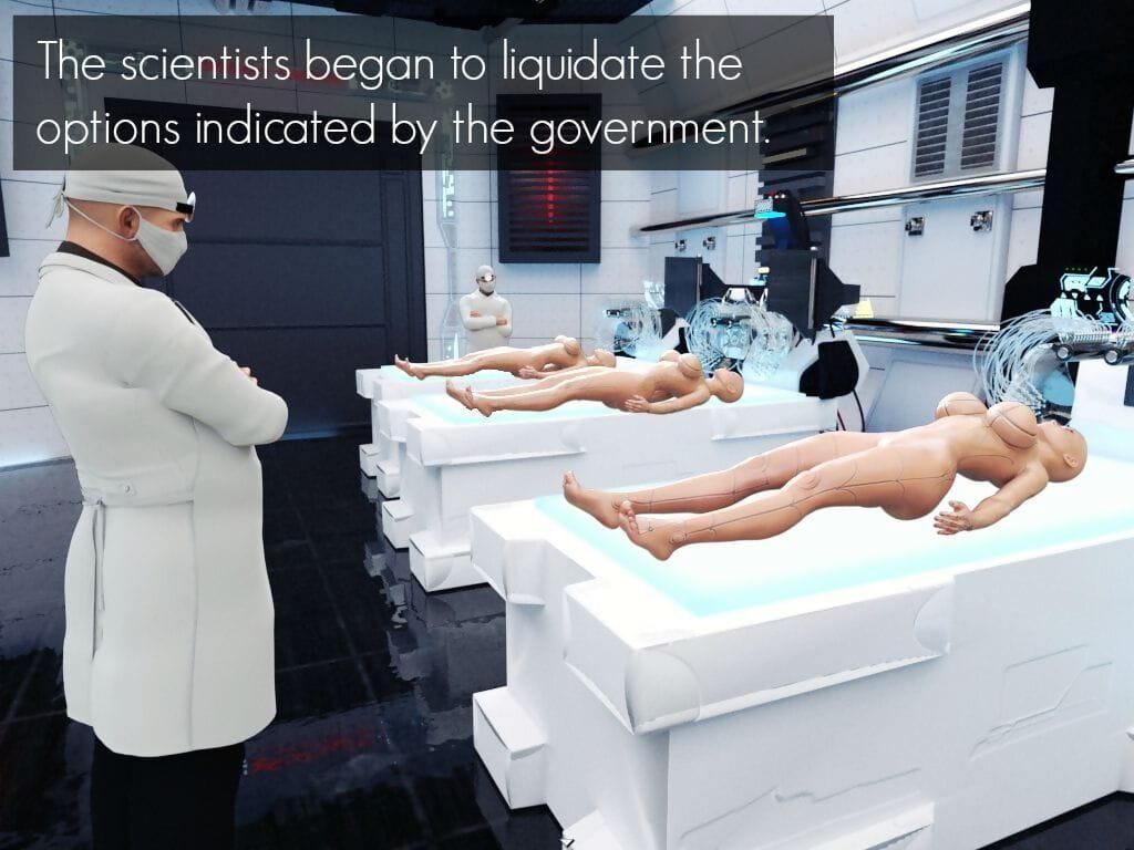 ICSTOR Robots affect