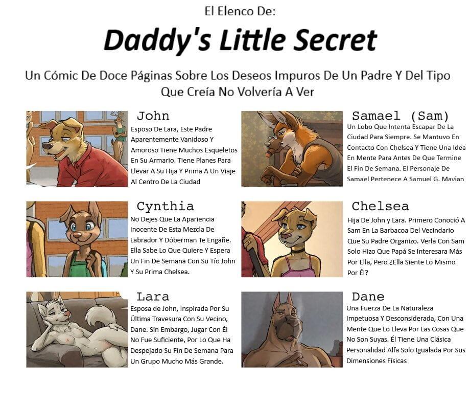 Zaush Daddys Short-lived Secrets El Pequeño Secreto De Pop Español
