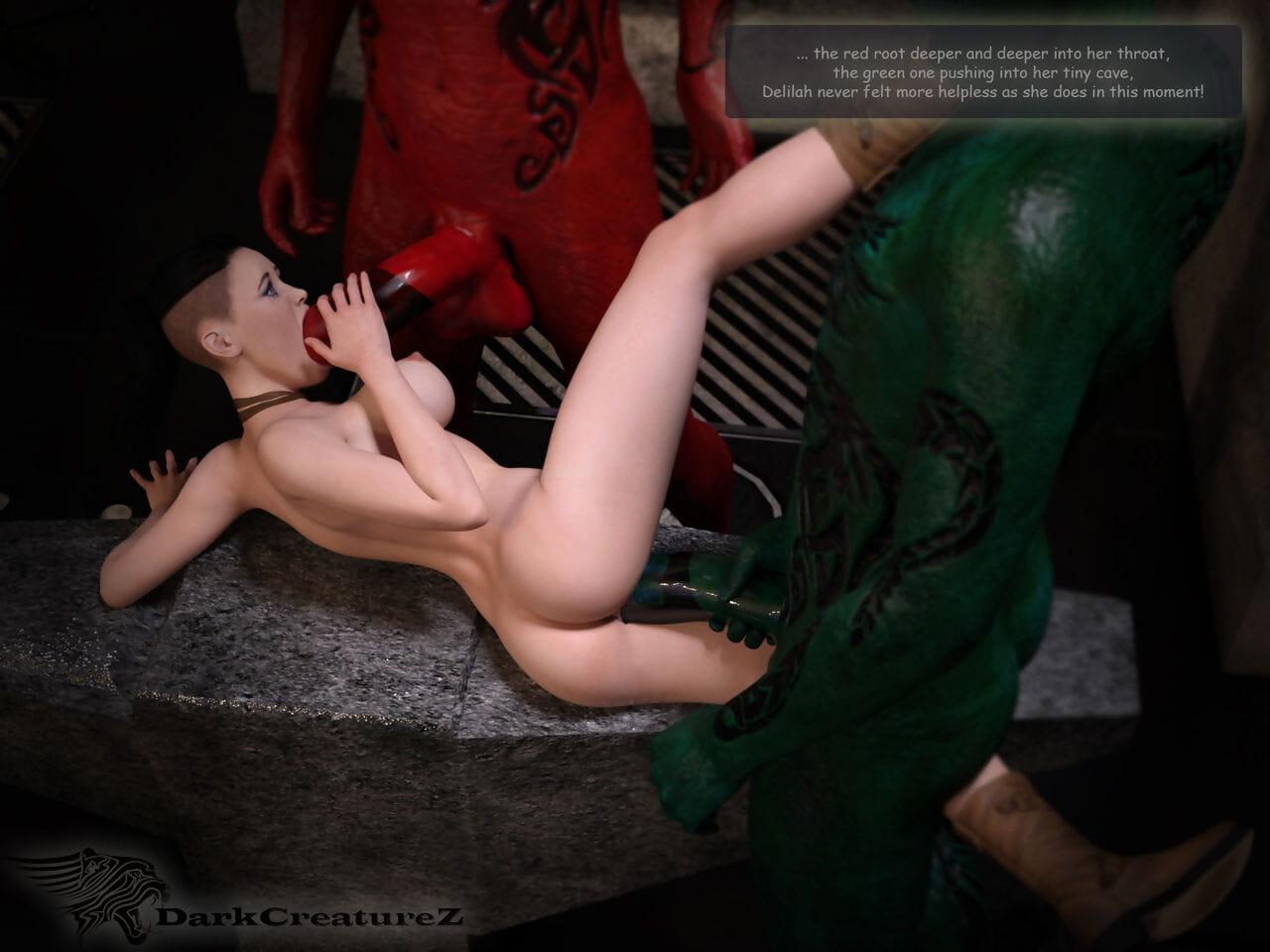 DarkCreaturez Uncanny Pty Escapade #2 - fidelity 2