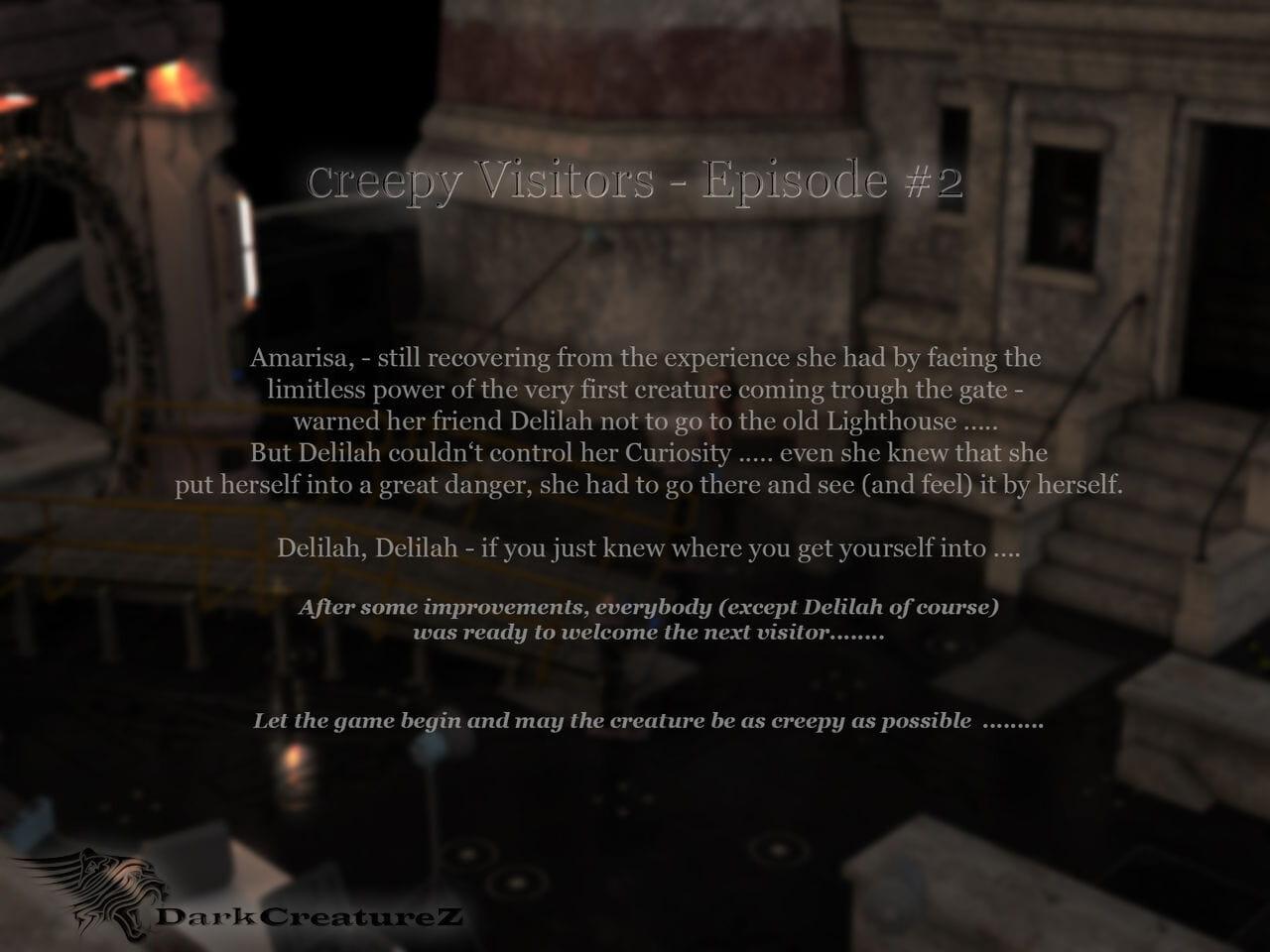 DarkCreaturez Frightful Poetic Plc Bet #2
