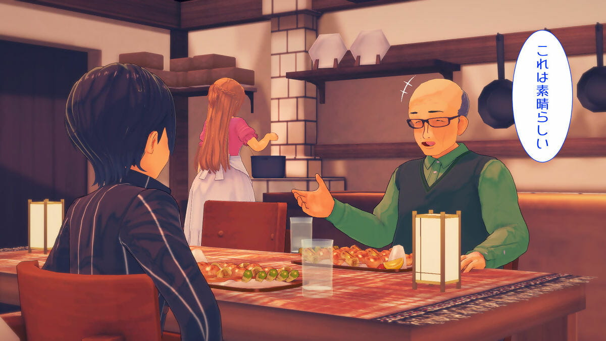 Poipoi Nishita-san mou yurushite... Bayonet Ingenuity Online - fixing 6