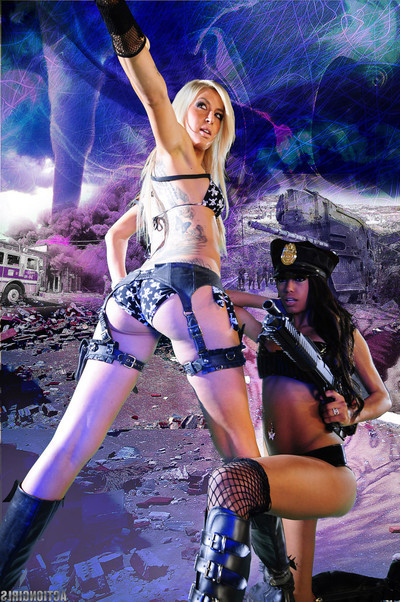 Sole actiongirls vanessa and jennifer x  pictures actiongirls.com