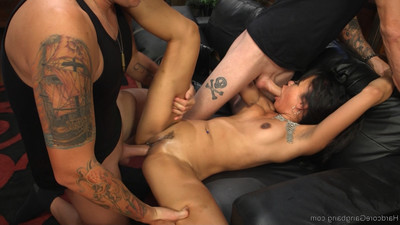 Welcome in the past annie cruz to hardcore gangbang. annie is a legend and this girl brings i