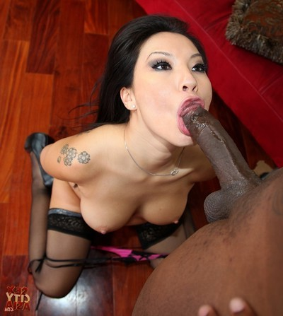Eastern asa akira view for interracial anal invasion by bbc