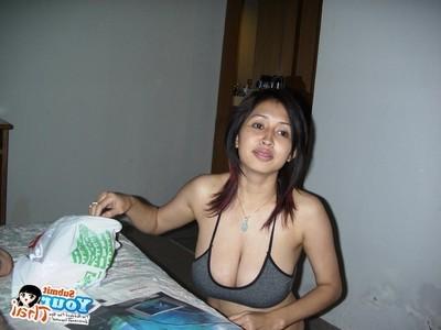 Random view of thai girlfriend on vacation