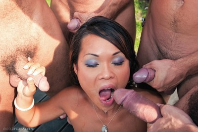 Jade the eastern doxy takes on four sturdy alive snakes
