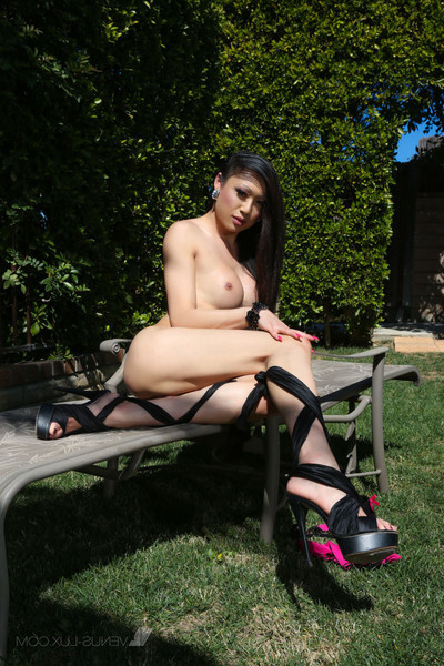 Nailing venus lux in the a-hole