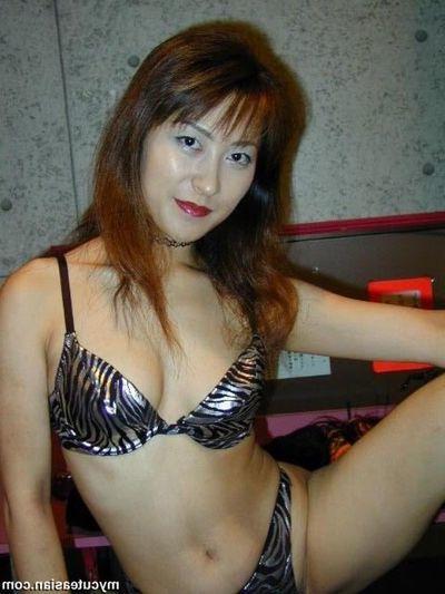 Bounded Japanese girlfriend fellatio