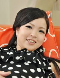 Eastern youthful Mana Kikuchi glorious off her underclothing and playing with her marital-aids