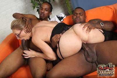 blacks on cougars set 11