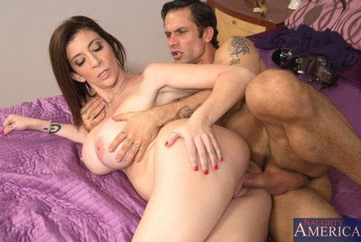 Sara Gomerel fucks her young chunky cocked home trustee who she is pleasantly winded is quite a distance a girl.