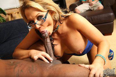 Nikki sexx got assfucked betterment say no to cuck-boy