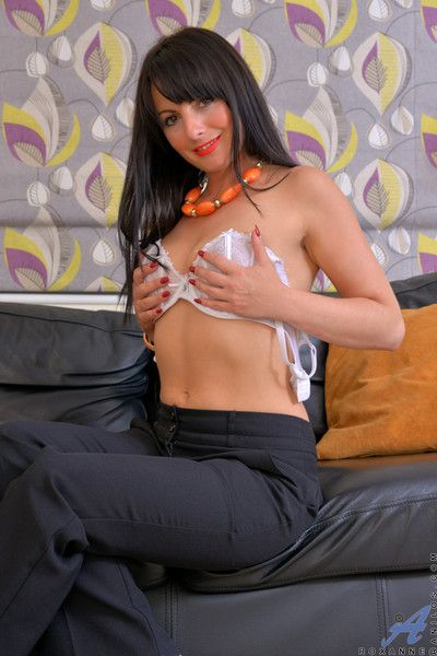 XXX overprotect roxanne tickles will not hear of pang clit