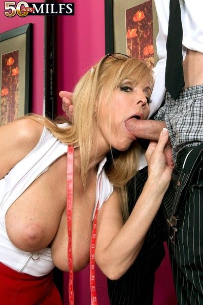 Fit mature fucked in the sky her work