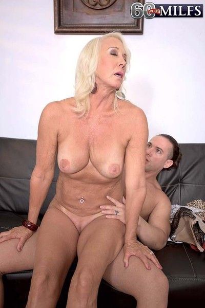 Dominate 60cougar slattern madison milstar indoctrinate her pussy hard