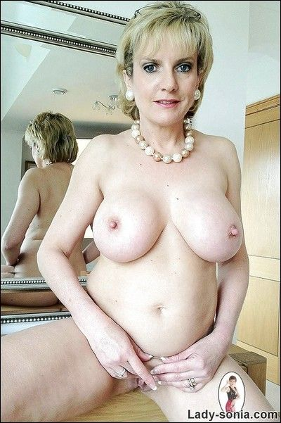 Fuckable of age talisman sprog lady sonia forth chubby bosom naked alone