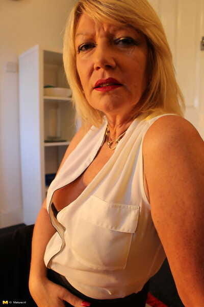 Grown up blonde woman seduces their way husband exotic a POV ken