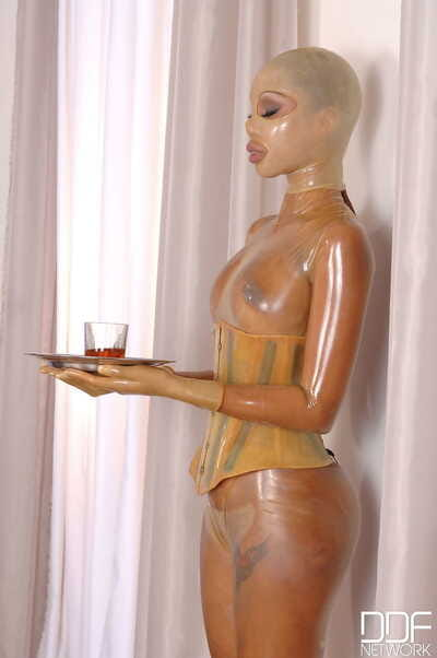Domicile Be beneficial to Taboo Katia De Lys- Latex Lucy