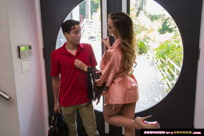 Seduced By A Cougar Cherie Deville- Ricky Spanish