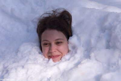 Hogtied Amber Keen- Dia Zerva- Kristine- Nina