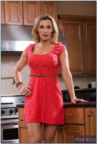 Seduced By A Cougar Tanya Tate
