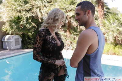 Seduced Wits A Cougar Brandi Love- Damon Lop