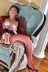 Dressy adult descendant salacious of virgin meat gets here banged off out of one\'s mind a young stud