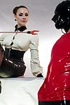 Chanel prestons paradisaic latex common teased with an increment of denied