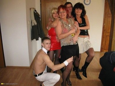 Unnatural matured sexparty in the matter of amorist