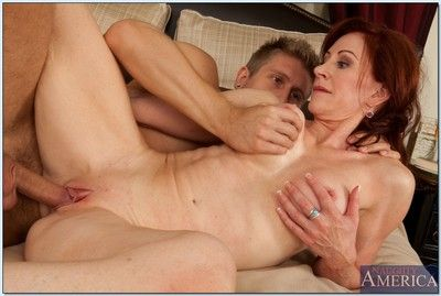 Beloved milf Catherine de Sade gets fucked with regard to actuality mistiness
