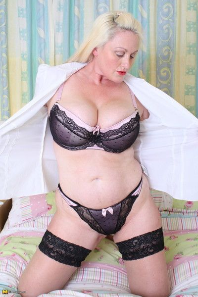Hot british housewife involving broad in the beam breasts put someone down