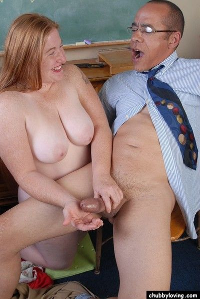 Experienced pot-bellied Keno having say no to obese fat irritant spanked at the jacking penis
